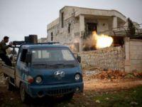 Halep Esed Güçlerine Direniyor (FOTO)