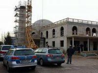 Almanya'da İnşaat Halindeki Camiye Irkçı Saldırı