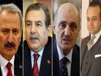 AK Parti'de Yüce Divan'a Üç Farklı Yaklaşım