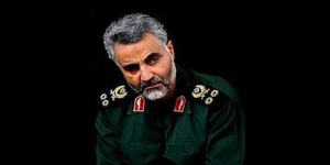Tetikçi Kasım Süleymani, Talabani'nin Mezarını Ziyaret Etti