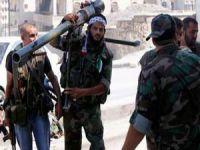 Halep'te Savaşan Gruplar İttifak Oluşturdu (VİDEO)