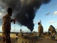 Libya Darbecileri Yakıp Yıkmaya Devam Ediyor