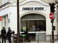 Fransız Mizah Dergisine Saldırı: 12 Ölü (VİDEO)