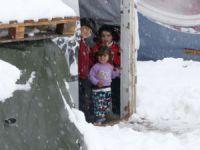 Lübnan'da 4 Suriyeli Mülteci Donarak Öldü
