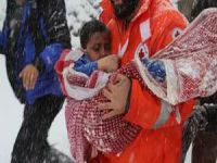 Lübnan'daki Mültecilerin Kışla İmtihanı