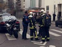 Fransa'da Bir Sinagog Etrafında Hareketlilik