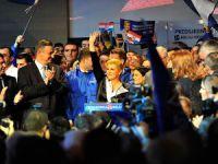 Hırvatistan Kitaroviç'i Cumhurbaşkanı Seçti