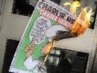 Charlie'nin Kapağını Yayınlayan Sitelere Erişim Yasağı