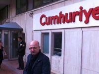 """Cumhuriyet Gazetesine """"Terör"""" Soruşturması"""