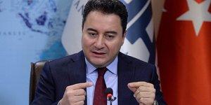 Ali Babacan AK Parti'den İstifa Etti
