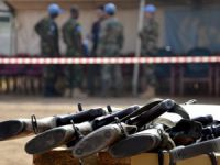 Mali'de BM Gücü'ne Saldırı Düzenlendi