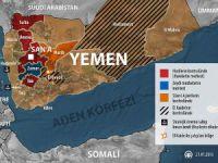 Yemen'de Husilerin İlerleyişi Devam Ediyor