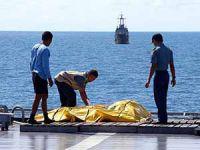 Uçak Enkazında Gövde Kısmına Ulaşıldı
