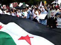 Dışarıdaki Suriye Muhalefetinden Kahire Bildirisi