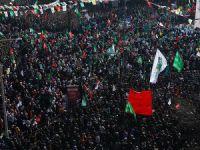 Diyarbakır'da Binlerce Kişi Hakaret Karikatürlerini Protesto Etti