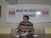 """Bingöl'de """"İslami Mücadelede Tarih Değerlendirmesi"""" Semineri"""