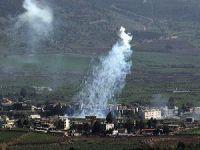 İsrail Hizbullah'a Saldırdı (FOTO)