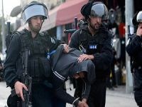 Batı Şeria'da 7 Filistinli Gözaltına Alındı