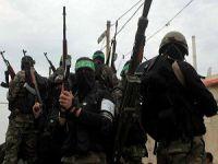 Kassam Tugayları'nın Eğitim Alanına Hava Saldırısı