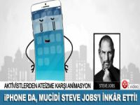 Ateist iPhone da Jobs'ı İnkar Etti