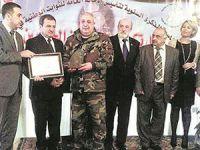 Banyas ve Reyhanlı Katili Mihraç Ural'a Ödül