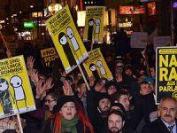 İsveç ve Almanya'da Irkçı PEGIDA'yı Protesto