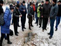 Ukrayna'da Roket Saldırısı