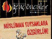"""Genç Öncüler'den """"Müslüman Tutsaklara Özgürlük"""" Çağrısı"""
