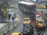 Kar Yağışı Kuvvetlenerek Sürecek; Seferler İptal