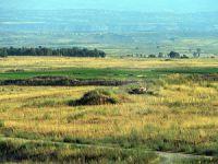 İsrail Golan Tepeleri'nde Petrol Sondajına Başladı