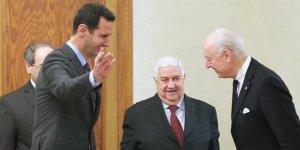 """""""Suriye Savaşı: Art Niyetli Müzakereler"""""""
