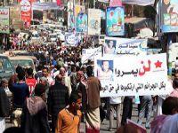 Husilerin Siyasete Müdahalesi Protesto Edildi