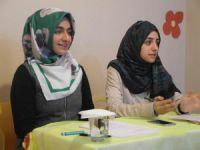 """Gençler """"Müslümanlar ve Eğlence Kültürü""""nü Konuştu"""