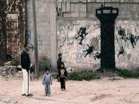 Gazze'yi Gizlice Çizmek (FOTO)
