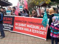 Eynesil'de 'Müslüman Tutsaklara Özgürlük' Eylemi