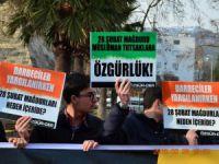 """Kahramanmaraş'ta """"Müslüman Tutsaklara Özgürlük"""" Eylemi"""