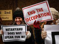 """Netanyahu'nun """"Kongre Konuşması"""" Protesto Edildi"""