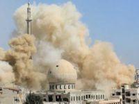 Esed Güçleri Halep'te Öğrencileri Vurdu