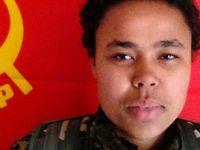 IŞİD'e Karşı Savaşan Alman Kadın Öldürüldü