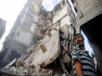 Katar'dan Gazze'ye Bin Konutluk Proje