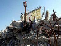 """""""Gazze'nin İmarında Yardım İstiyoruz"""""""