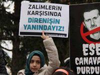 Sakarya Suriye İntifadasını Selamladı