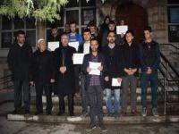 Gaziantep'te Suriye İntifadası Selamlandı