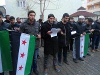 Muşlu Gençlerden Suriye Direnişine Destek