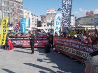 Direnişin 5. Yılında Sivas'tan Suriye Halkına Destek Eylemi
