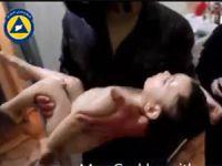 """Esed """"Klor Gazı"""" Kullandı; Çocuklar Öldü! (VİDEO)"""