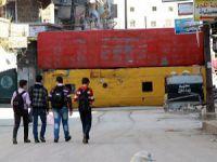 Halep Halkını Keskin Nişancılardan Otobüsler Koruyor (FOTO)