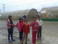 Sivas'tan Suriye Mülteci Kampına Yardım Eli!