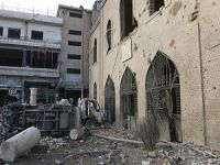 Şam Rejimi Camiye Hava Saldırısı Düzenledi