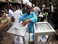 Nijerya'da Yarın Halk Sandığa Gidiyor
